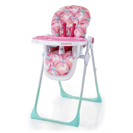 Cosatto Noodle Supa Highchair - Magic Unicorns Pink