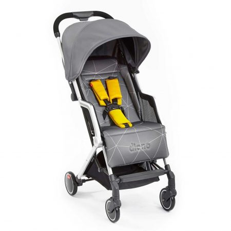 Diono Traverze Lightweight Stroller - Linear Grey