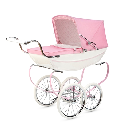 Silver Cross Special Edition Dolls Pram - Princess - FREE Tray