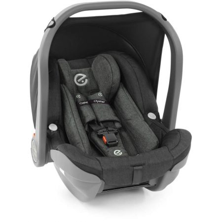 Babystyle Oyster Carapace i-Size Car Seat - Caviar