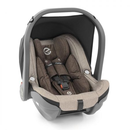 Babystyle Oyster Carapace i-Size Car Seat - Pebble