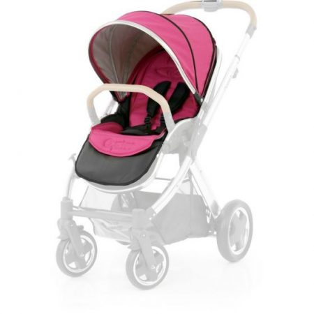 Babystyle Oyster 2 Wow Pink Hoodpack