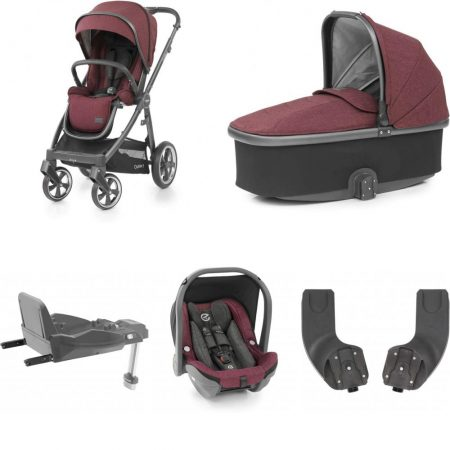 Babystyle Oyster 3 - Essential 5 Piece Bundle