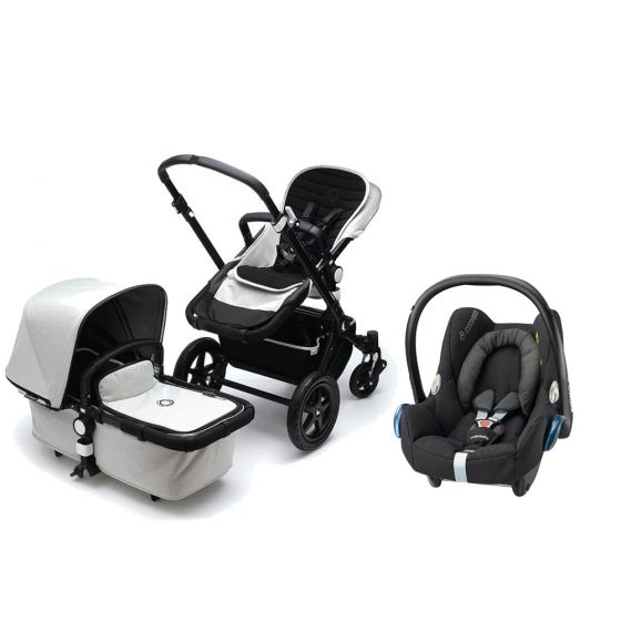 Bugaboo Cameleon Pram Car Seat Package Special Edition Atelier