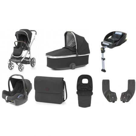Babystyle Oyster 3 - Luxury 7 Piece Bundle with Maxi Cosi Car Seat
