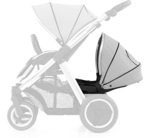 Oyster Max Tandem Seat Pure Silver