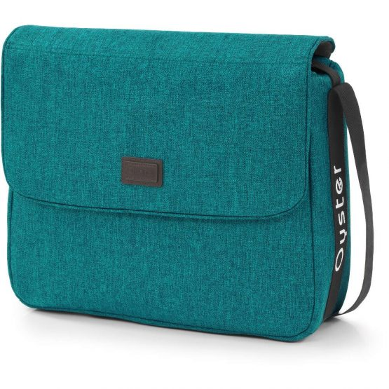 Oyster 3 Changing Bag Peacock
