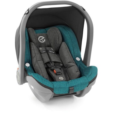 Babystyle Oyster Carapace i-Size Car Seat - Peacock