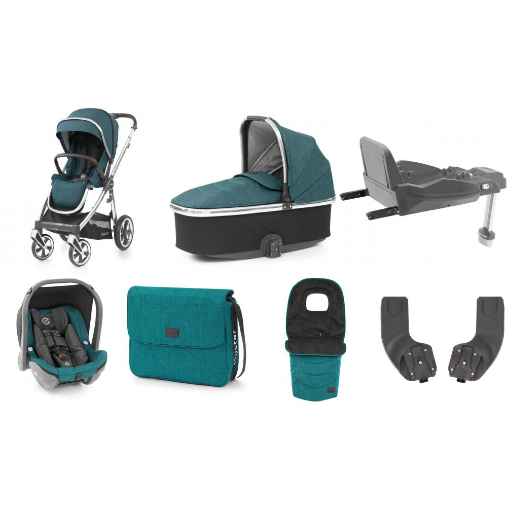 Babystyle Oyster 3 – Luxury 7 Piece Bundle with Maxi Cosi Car Seat