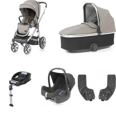 Babystyle Oyster 3 - Essential 5 Piece Bundle with Maxi Cosi Cabriofix