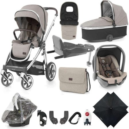Babystyle Oyster 3 - Ultimate 12 Piece Bundle