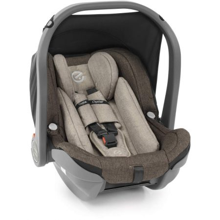 Babystyle Oyster Carapace i-Size Car Seat - Truffle