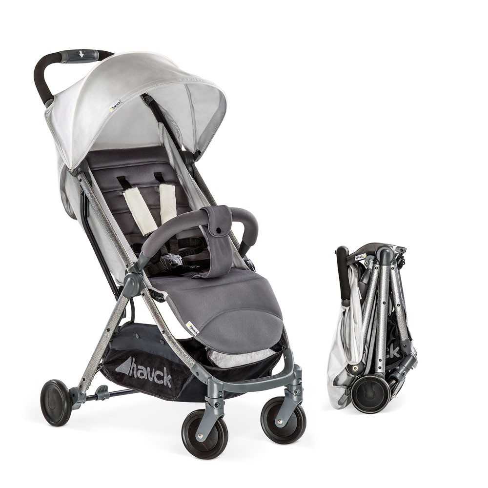 Hauck Swift Plus – Lunar – Lightweight Buggy