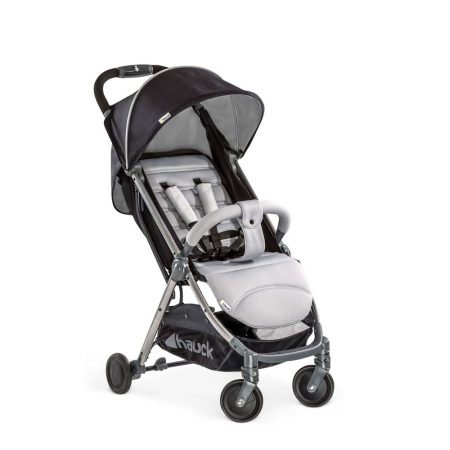 Hauck Swift Plus -Silver/Charcoal- Lightweight Buggy