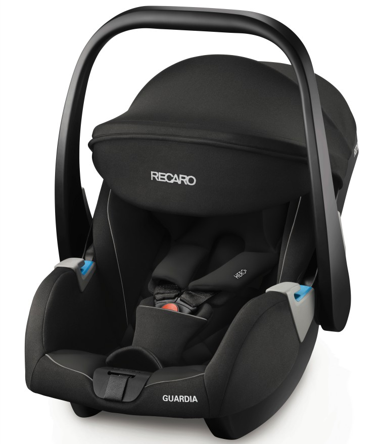 recaro guardia black