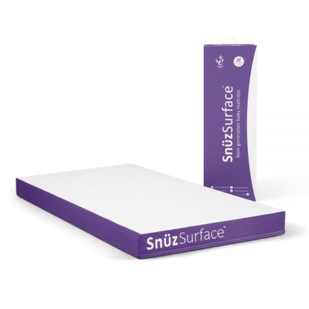 Snuz Surface Cot Bed Mattress 140 x 70