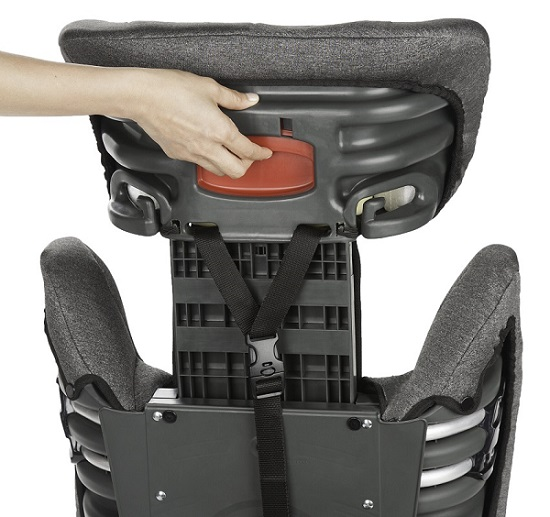 Diono MXT Expandable High Back Booster Car Seat 4 to 12 Years
