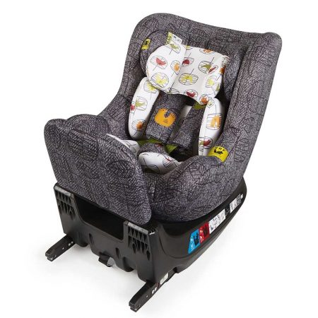Cosatto Come and Go Car Seat Group 0+/1 - Dawn Chorus