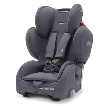 Recaro Young Sport Hero Simply Grey New 2021 - Group 1/2/3