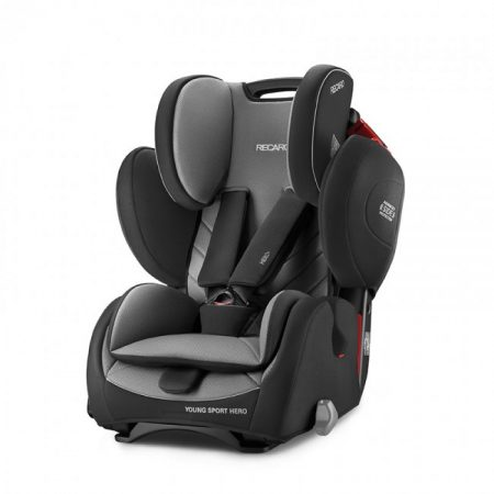 Recaro Young Sport Hero - Carbon Black - Group 1/2/3
