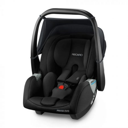 Recaro Privia Evo Carrier Car Seat - Performance Black 0 - 13 kg