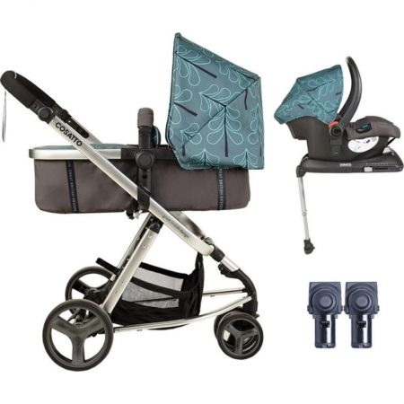 Cosatto Giggle Mix Travel System - Fjord