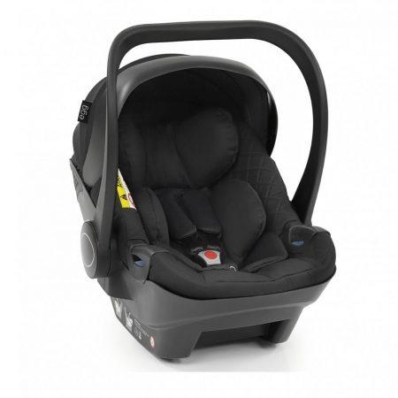 Just Black Egg Car Seat