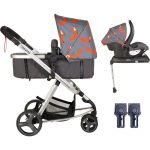 giggle mix mister fox travel system