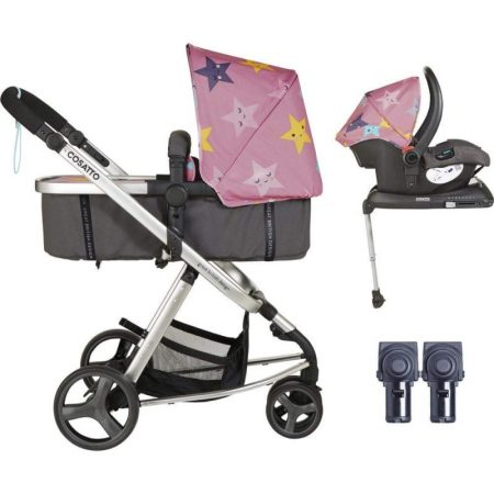 Cosatto Giggle Mix Travel System - Happy Stars