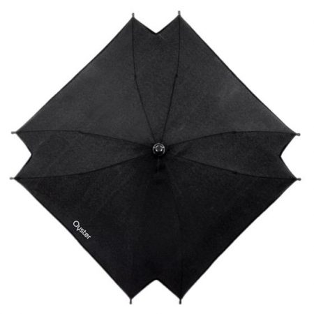 Babystyle Oyster / Oyster Max Parasol Black