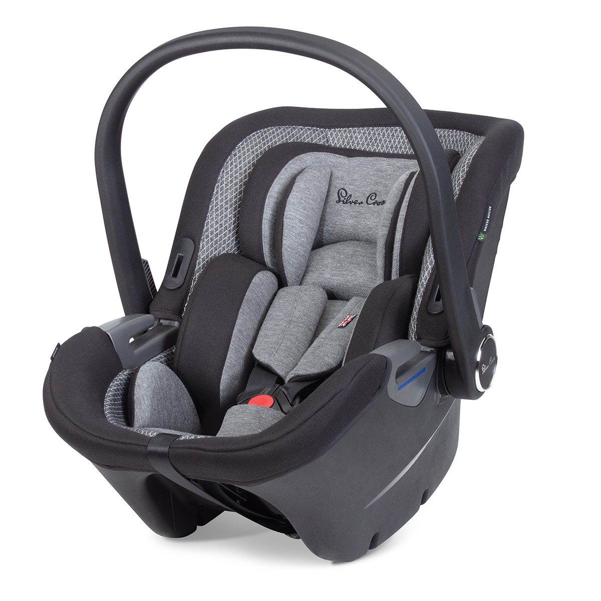 Infant Carrier Seat >> Silver Cross Dream Car Seat Infant Carrier From Birth