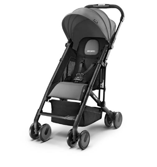 easylife_graphite_stoller lightweight small folding buggy