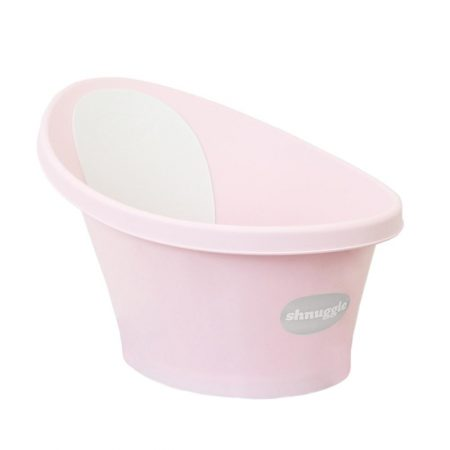 Shnuggle Baby Bath From Birth -12 Months Pink