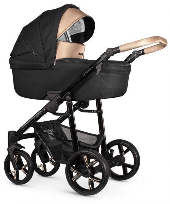 venicci-lanco-black-carrycot