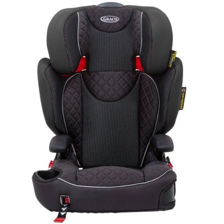 Graco Affix Child Booster Car Seat Stargazer Black 4 to 12 Years