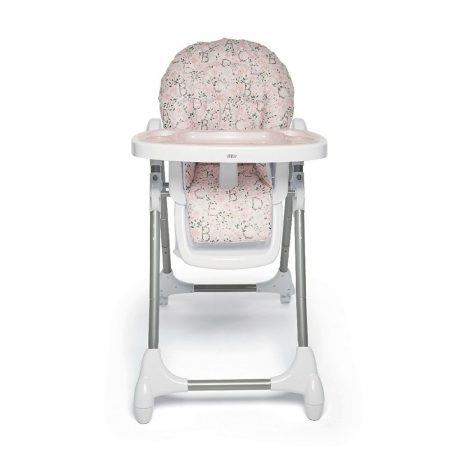 Mamas & Papas Snax Low / Highchair With Removable Tray - Alphabet Floral