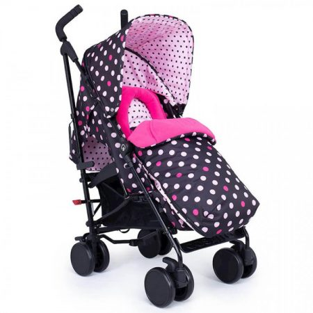 Cosatto Supa Pushchair Including Footmuff - Bow How 2