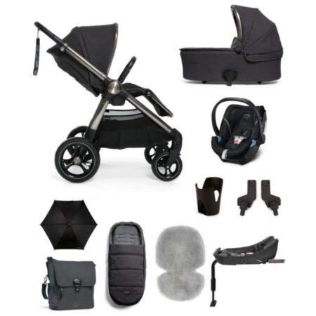 Mamas & Papas Ocarro Onyx 10 piece Complete Kit