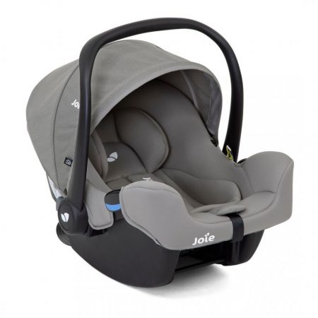 Joie i-Snug Car Seat Grey Flannel - From birth to 13kgs