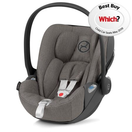 Cybex Cloud Z i-Size Car Seat - Plus Soho Grey
