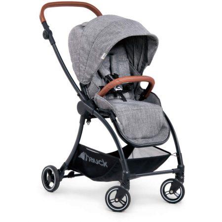 Hauck Eagle 4S Parent / World Facing Stroller - Melange Grey