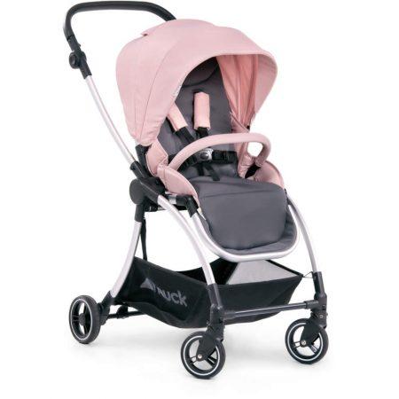 Hauck Eagle 4S Parent / World Facing Stroller - Pink / Grey
