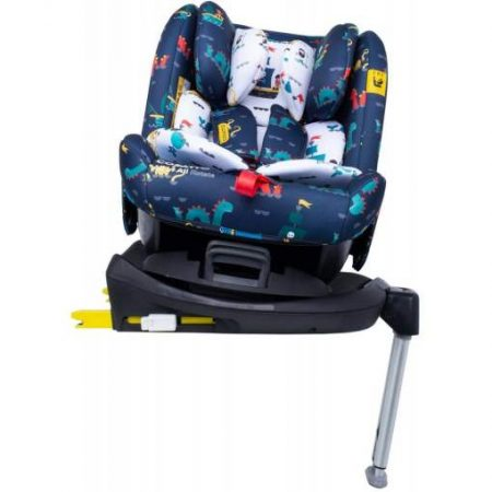 Cosatto All in All Rotate Group 0+/1/2/3 Car Seat Sea Monsters