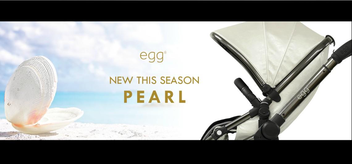 egg pearl pushchair
