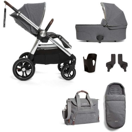 Mamas & Papas Ocarro Grey Mist 6 piece bundle