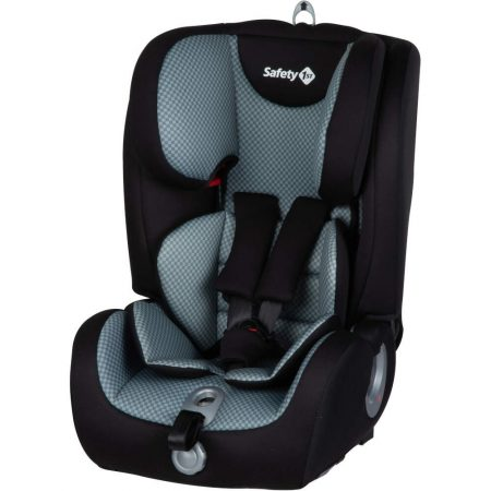 Safety 1st Everfix - Isofix & Top Tether Car Seat Pixel Grey Group 1/2/3