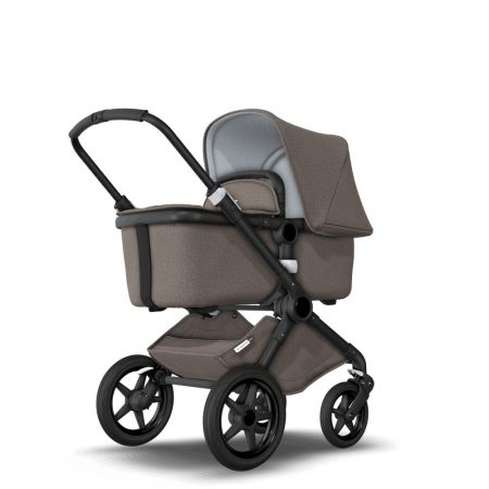 Bugaboo Fox2 Mineral Complete Taupe / Black Chassis