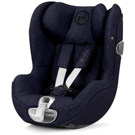 Cybex Sirona Z i-Size Plus Spin Car Seat - Midnight Navy Blue