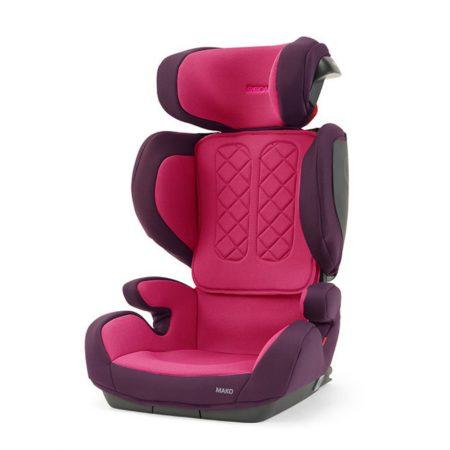 Recaro Mako I-Size Child Car Seat Isofix - Berry Pink - Group 2/3