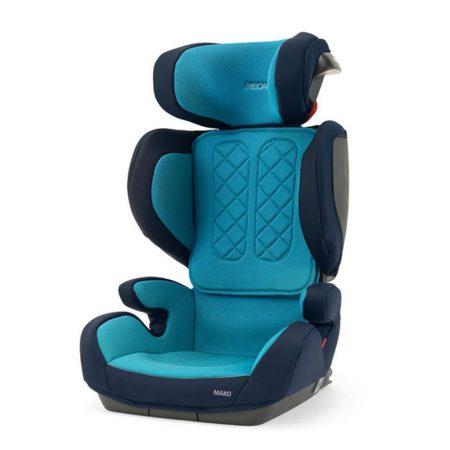Recaro Mako I-Size Child Car Seat Isofix - Xenon Blue - Group 2/3
